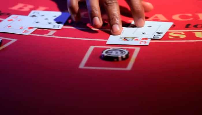Blackjack live spill