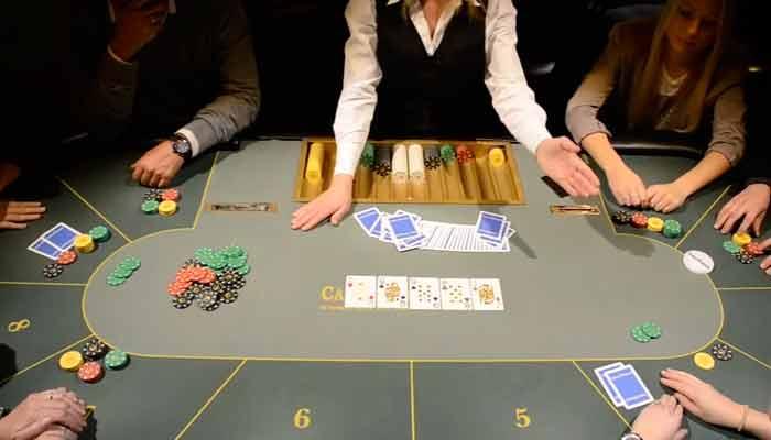 Live pokerspill