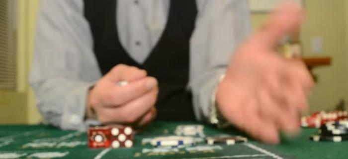 Craps spill casino